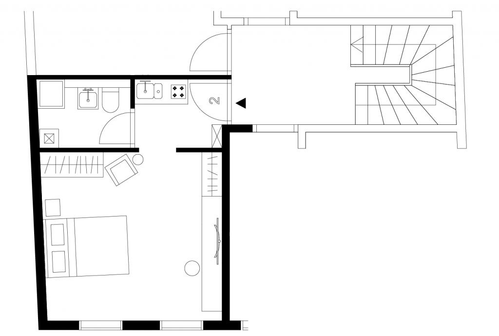Schildcheneck Apartment 102