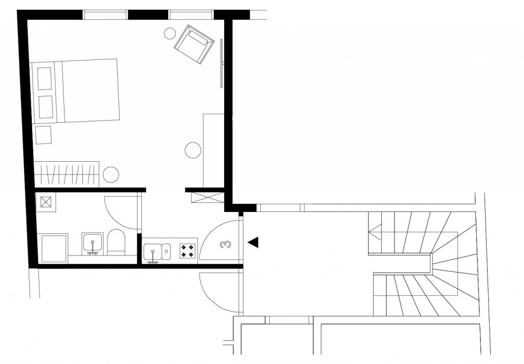 Schildcheneck Apartment 103
