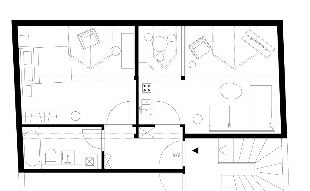 Schildcheneck Apartment 106