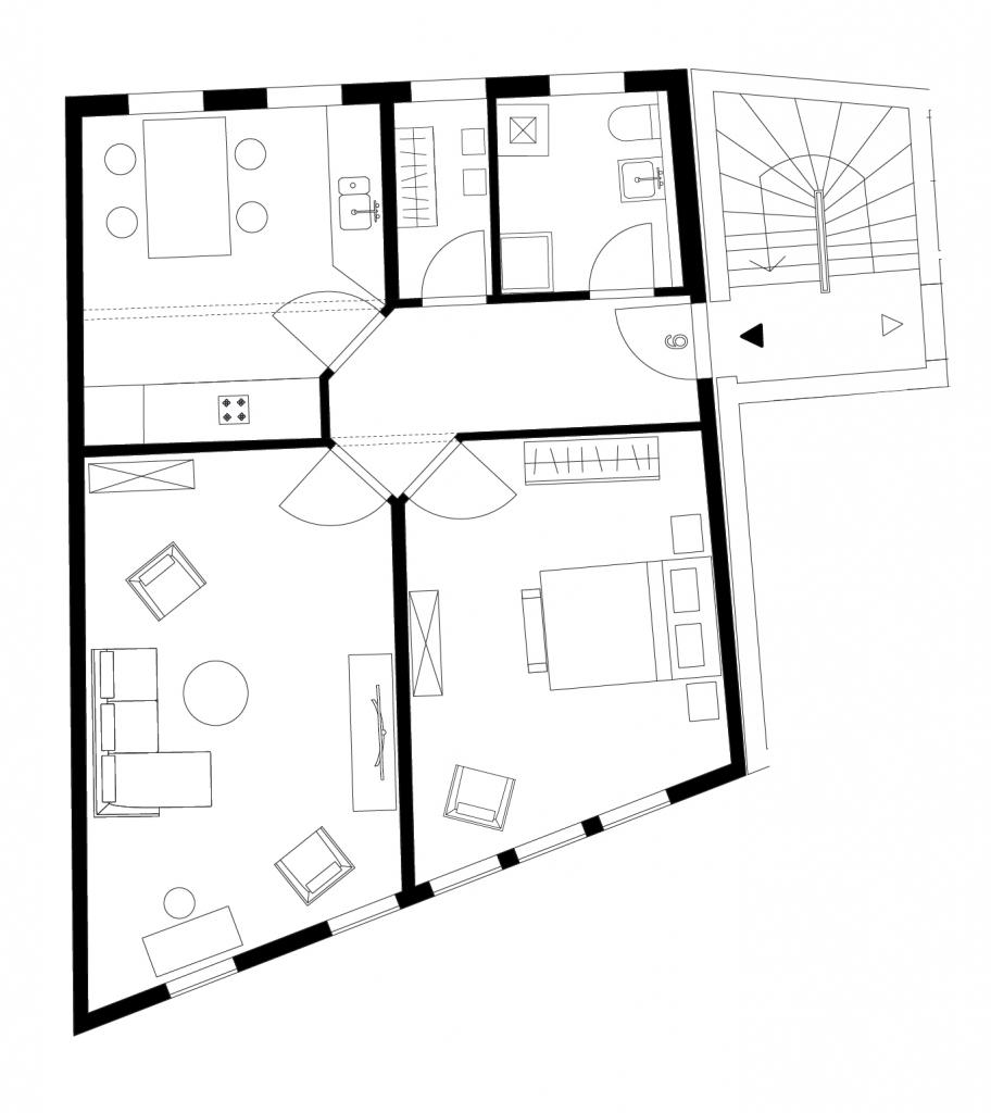 Schildcheneck Apartment 109