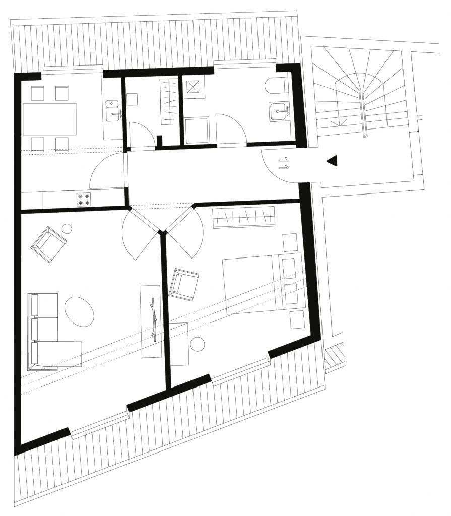 Schildcheneck Apartment 111
